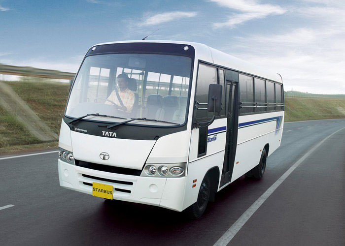 Buses In India Premium Buses And Coaches Largest Bus