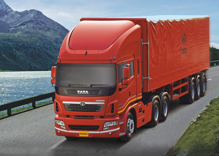 Tata Prima | Tata Tippers | Tractor Trailers in India ...