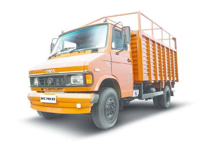 Light Trucks  Light Trucks for Sale  Light Commercial Vehicles