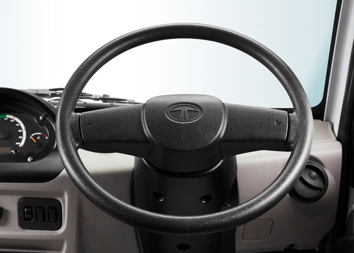Comfortable Steering wheel