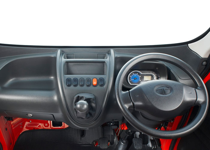 Attractive Instrument Panel & Dashboard