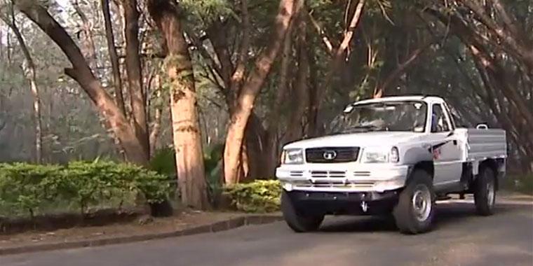 Tata Pickup Pickups In India Pickup Trucks For Sale Tata