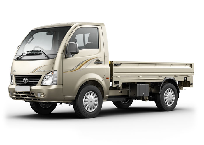Tata Super Ace Mint The Best Small Pickup Truck Small
