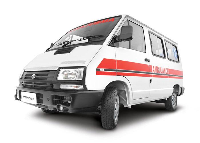 Tata Winger Maxi Van Passenger Vehicles From Tata Motors India