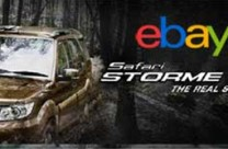 Tata Motors launches Safari Storme brand store on eBay India
