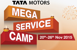 Tata Motors to roll-out one-week long Mega Service Camp across India