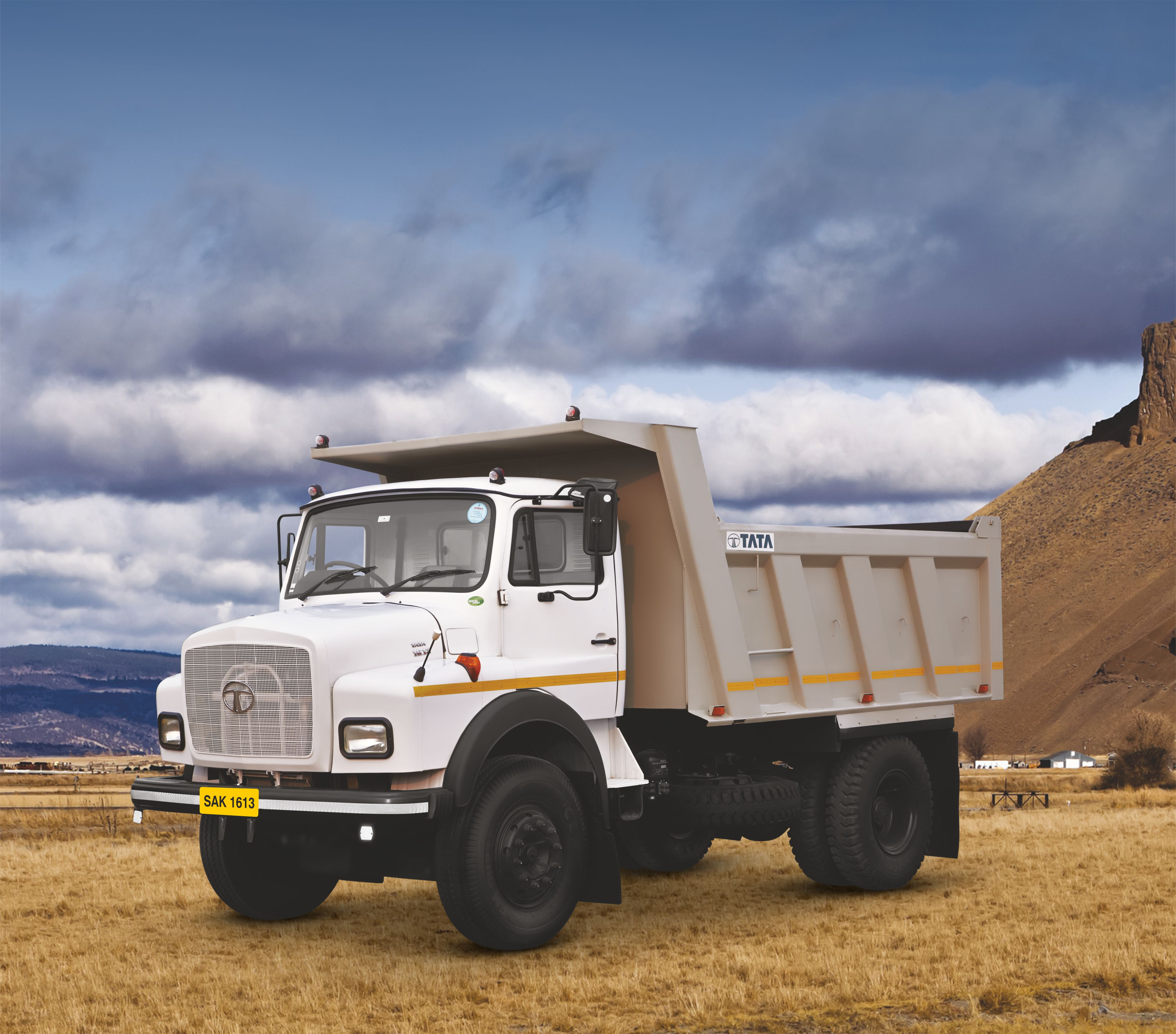 Tata Motors Showcases Four New Construction Vehicles At