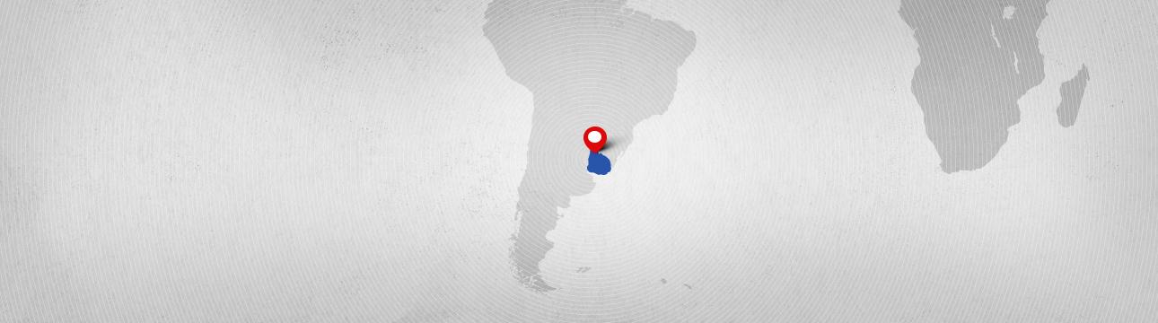 Uruguay banner