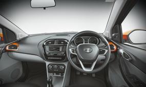 Tata Zica Hatchback Images