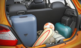 Tata Zica with Boot Space Capacity
