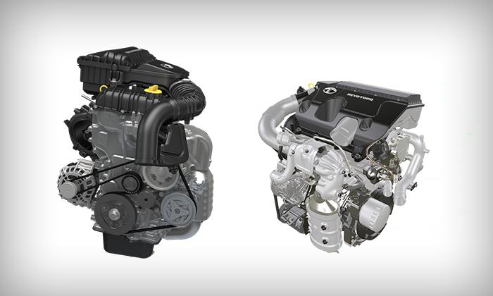 Tata Tiago in Revotron(Petrol) & Revotorq (Diesel) Engine