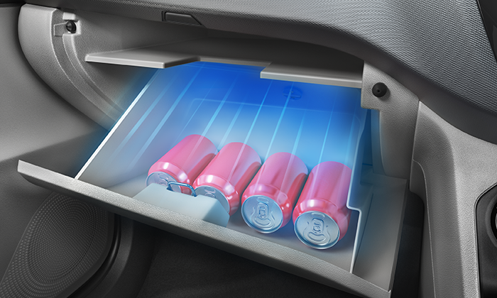 Tata Tiago - Intelligently Designed 22 Utility Spaces to Carry all Essentials