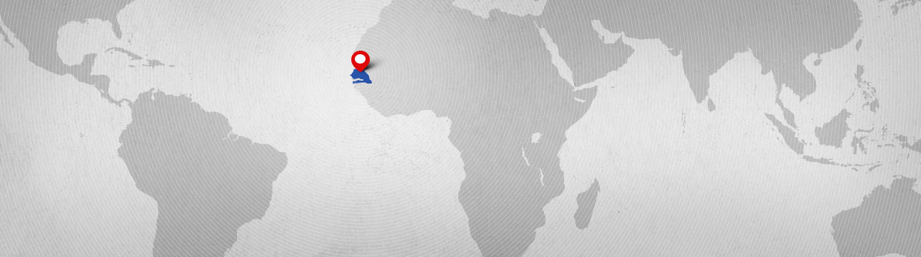 Senegal Banner