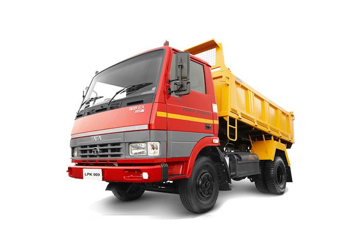 Land Rover Pre Owned >> LPK 909-5 CUM TIPPER | Tata Motors Limited