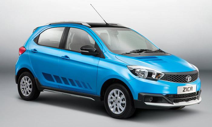 Tata motors unveils future range of passenger vehicles at for Tata motors future cars