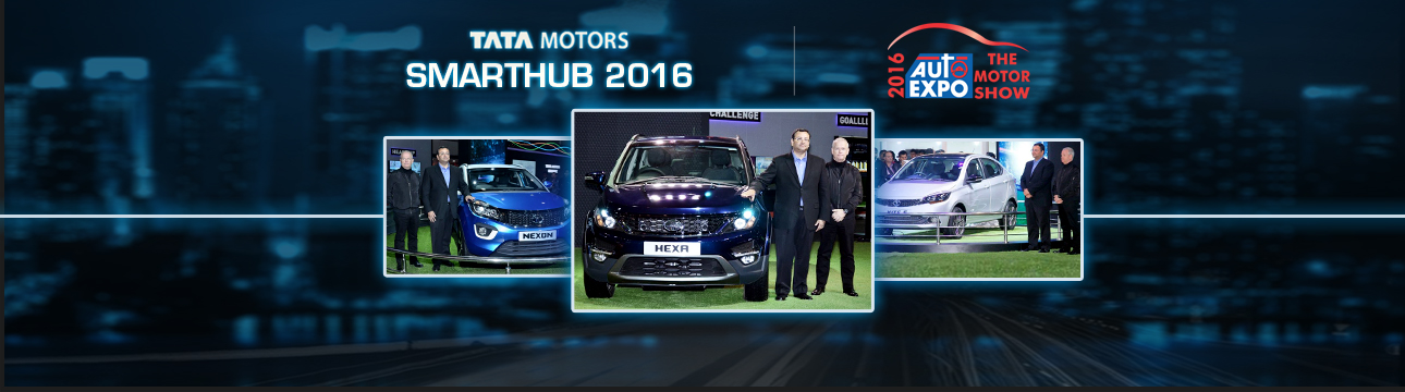 Auto Expo 2016 PR Banner for Home PV