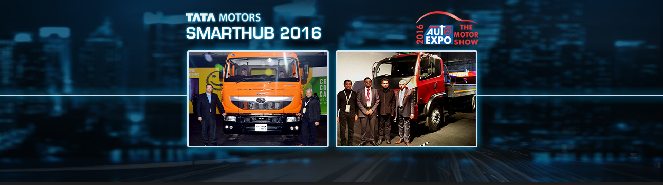 Auto Expo 2016 PR Banner for Home CV