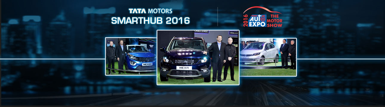 Media slider – Auto Expo 2016 PV