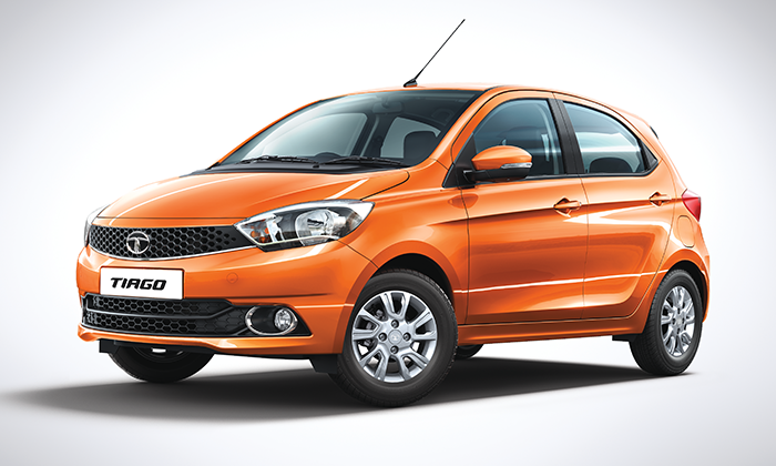 Tata Tiago – New Hatchback for Indian Roads