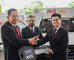 POS Malaysia places order for over 500 TATA XENON PICK-UP
