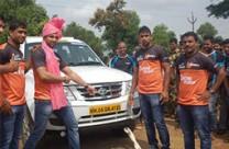Tata Motors' Xenon rides in with U-Mumba, as official transport partner for Season 4 of Pro Kabaddi