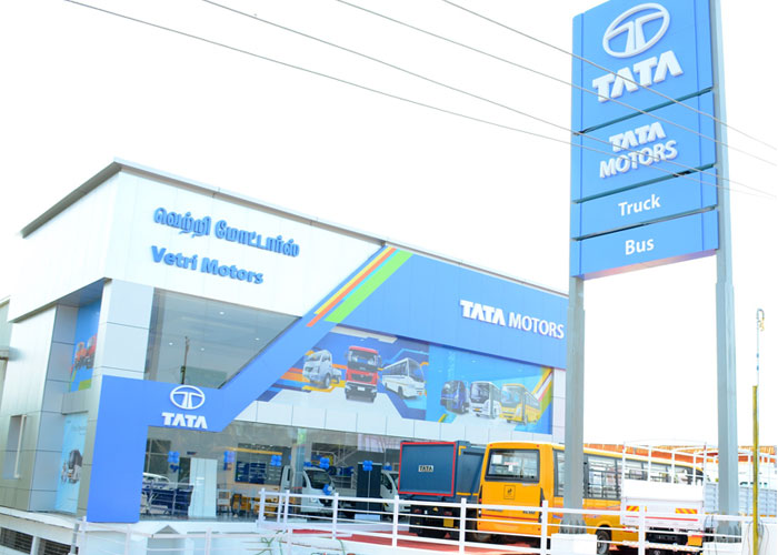 Tata Motors and Vetri Motors open new 3S commercial vehicle facility in Madurai-3