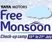 Tata Motors to roll-out nationwide free comprehensive check-up camp for passenger vehicles in monsoons