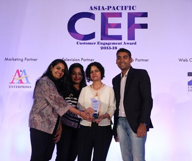 HBKBH wins a Bronze at ACEF for Successful Use of CSR Activity