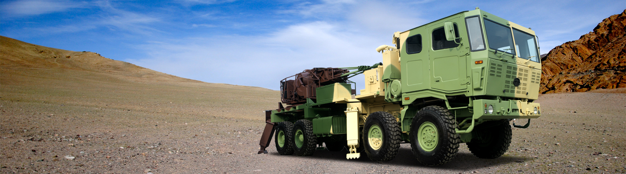 Defence Combat Support Platforms 8X8