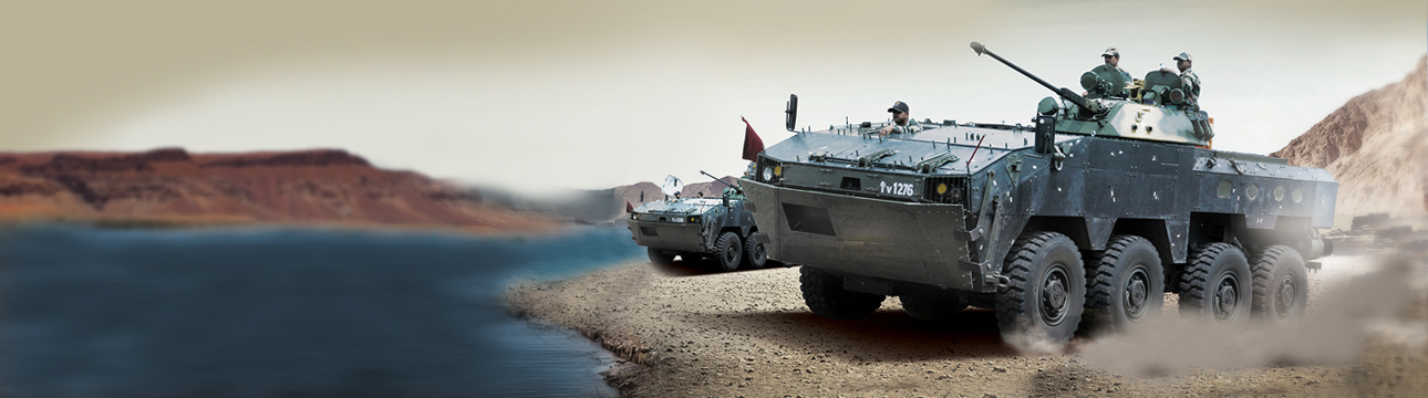 Defence Combat Platform Wheeled Infantry Combat Vehicle Platform (Kestrel)