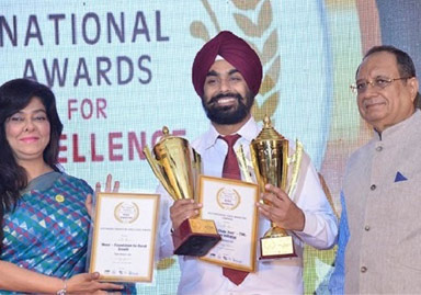 In the National Awards for Excellence in Rural Marketing – CMO ASIA held in June end, Tata Motors CV Rural Marketing initiative, 'Neev' emerged as the winner amongst participants from sectors such as FMCG, Consumer durables, Agro chemicals, Agri-tech sectors.