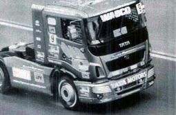 Brading on race trackers, the Tata Motors way