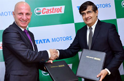Castrol and Tata Motors sign new agreement to strengthen partnership