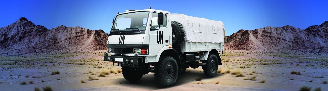 Defence Aid & Development LPTA 715 4×4 Utility Truck