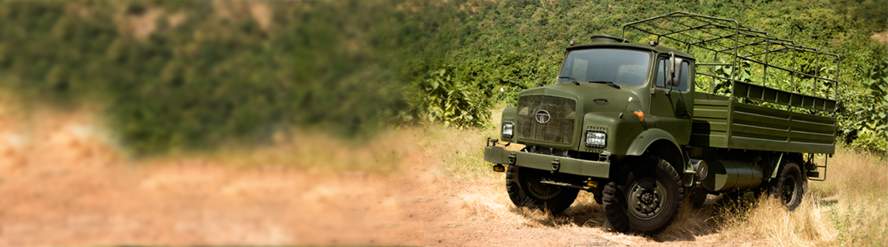 Defence Troop Carrier SA 1212 4X4