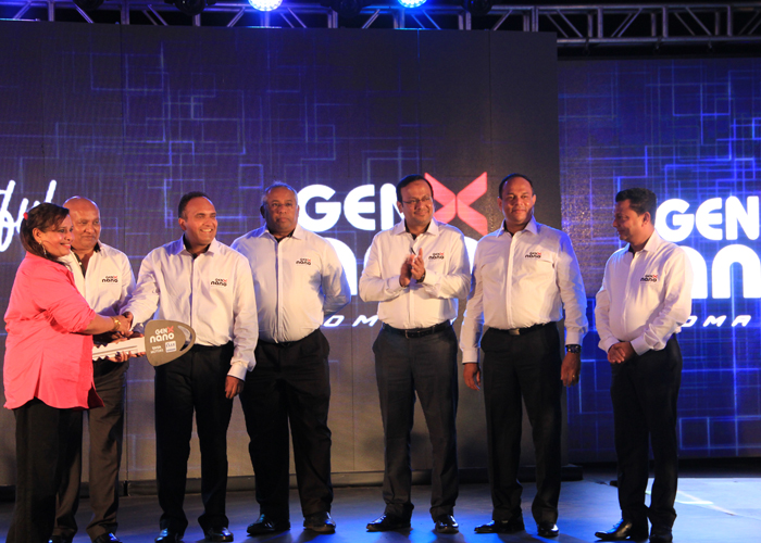 Tata Motors and DIMO launch GenX Nano Automatik in Sri Lanka