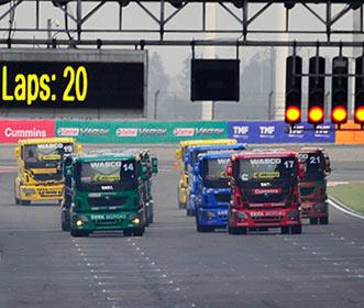 T1 Prima Truck Racing 2016
