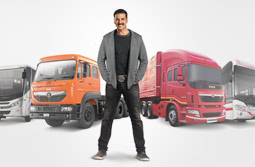 Tata Motors signs on Akshay Kumar as brand ambassador for its Commercial Vehicles Business
