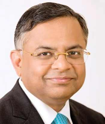 Mr N Chandrasekaran