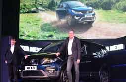 Make way for Tata Motors' new Lifestyle vehicle – 'HEXA'