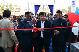 New state-of-the-art Tata Motors dealership in Jaipur