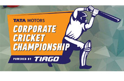 Tata Motors attracts and engages India Inc. with Corporate Cricket Championship