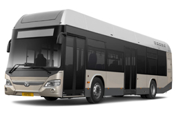 The future of Mass Public Transportation is here:  Tata Motors launches Hybrid & Electric buses