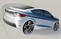 Make way for Tata TIGOR!