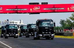 'Junoon-e-Trucking' with Tata Motors!