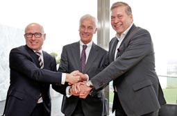 Tata Motors signs Memorandum of Understanding (MoU) with Volkswagen Group and Skoda for exploring Joint Development projects