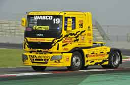 Tata Motors becomes FUTUREADY with the all-new powerful  1000 bhp PRIMA Race Truck