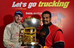 David Vrsecky of Dealer Daredevils wins PRO CLASS CATEGORY race of T1 PRIMA TRUCK RACING CHAMPIONSHIP – SEASON 4