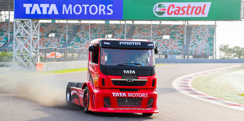 India S Fastest Truck Sets A New Record On The International