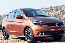 The new Tata Tigor Compact sedan bets big on design to set itself apart